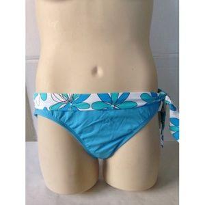NWT La Blanca Tie For Women's Bikini Hipster #190